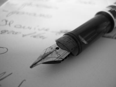 Ecrire, seule forme de soulagement.