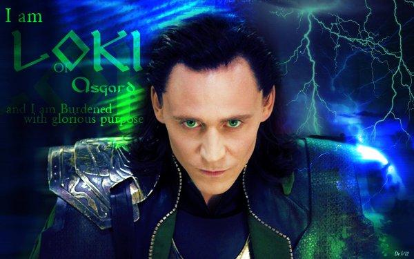 Loki Laufeyson! ♥