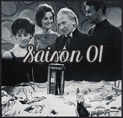 "#  Saison 01  ( 1963-1964 ) : ""  I suppose you think you're very clever. """