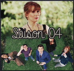 """#Saison 04: """"  Isn't travelling with you one big spoiler ? """""""