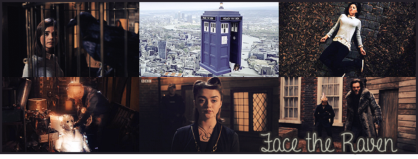 "#  Article 09x10 : "" You will save Clara, and you will do it now, or I will rain hell on you for the rest of time ! """