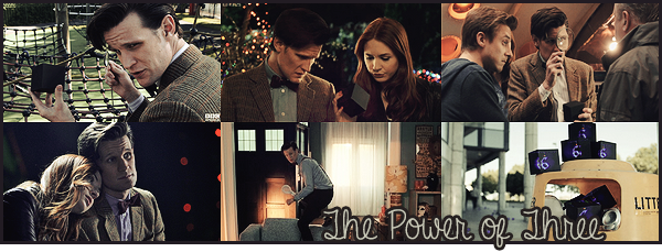 "#  Article 07x05 : "" Because you were the first. The first face this face saw. And you're seared onto my hearts, Amelia Pond. You always will be. I'm running to you and Rory before you fade from me. "" [/align/]"