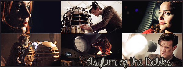 "#  Article 07x02 : "" Do you know how you make someone into a Dalek ? Subtract love, add anger. "" [/align/]"