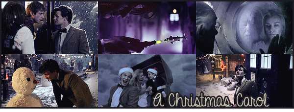 "#  Article 06x01 : "" Father Christmas. Santa Claus. Or, as I have always known him, Jeff. """