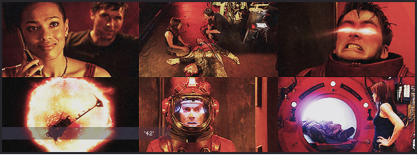 """#Article 03x08: """" The wonderful world of space travel ... The prettier it looks, the more likely it is to kill you.  """""""