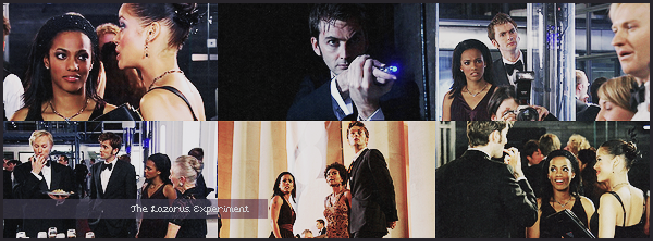"""#Article 03x07: """" Black tie ... Whenever I wear this, something bad always happens.  """""""