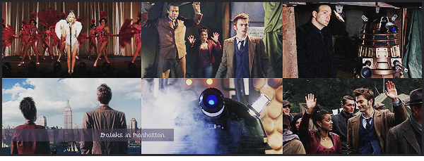 "#  Article 03x05 : "" I am a Human-Dalek. I am your future !  """