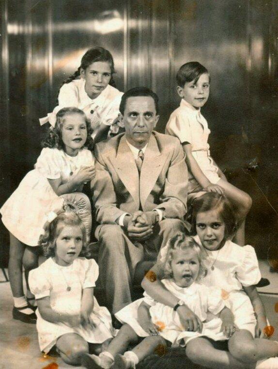 Helga Goebbels