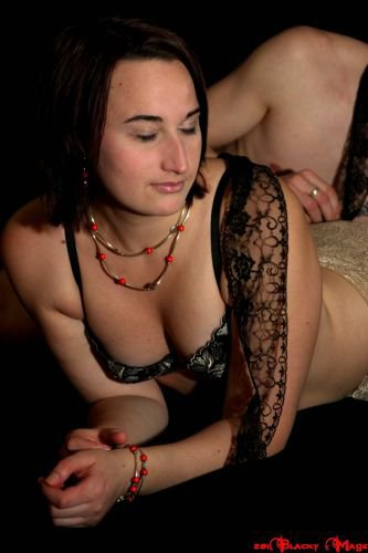 Nude in Dentelle - Marion et Quentin