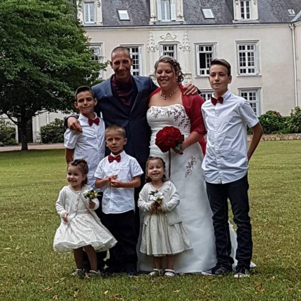 (l)(l)(l) Mariage de ma niéce le 12-08 -2017  (l)(l)(l)