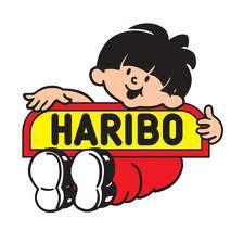 Haribo c'est beau la vie, pour les grands et les petits.