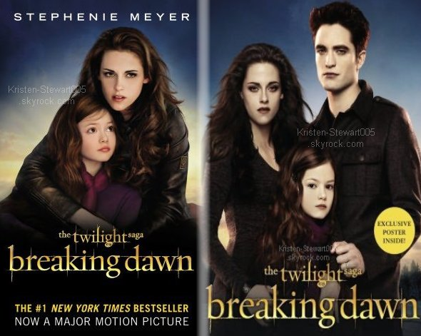 News + Nouvelles photos de Breaking Dawn