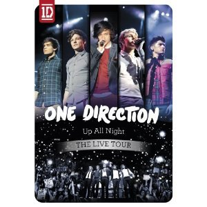 Up all night the live tour DVD