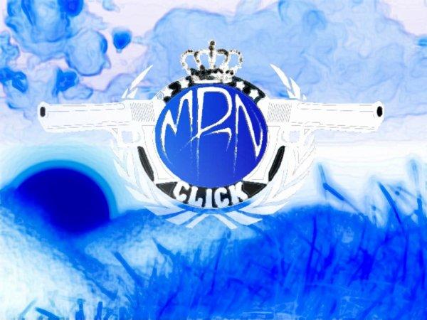 Mrn CLICK BLUE AQUA  FOND 1