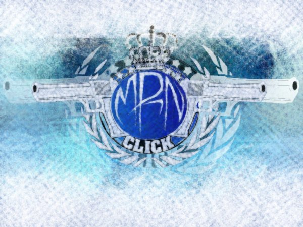 Mrn CLICK BLUE AQUA  FOND 2