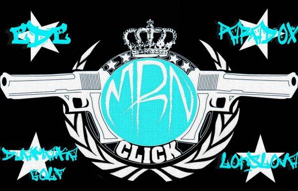 Mrn CLICK BLUE AQUA  FOND 3
