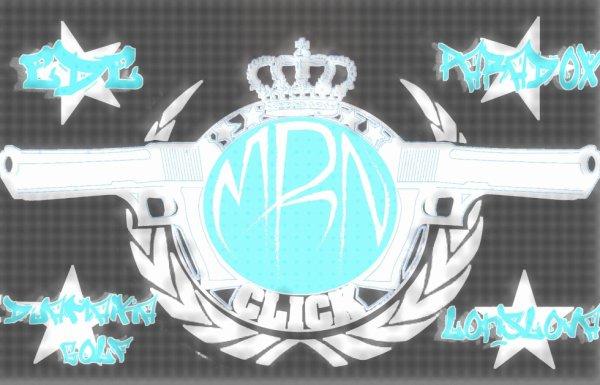 Mrn CLICK BLUE AQUA  FOND 4