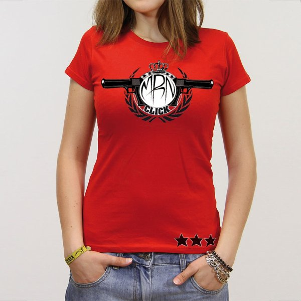 Mrn CLICK  collection 1 tee shirt fille