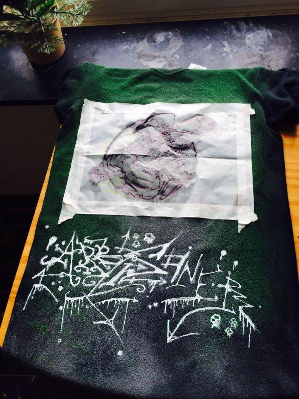 Projet t shirt 2