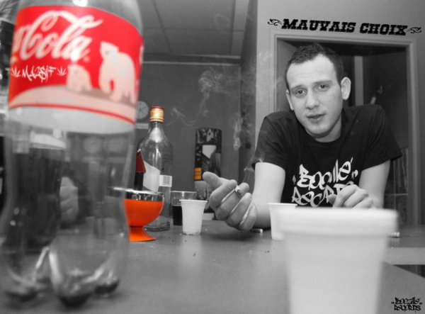 Boozillé Records / Mauvais Choix - Massif Lyricale (2013)