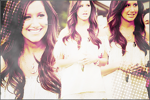 - BIENVENUE SUR TIZZDALE TA SOURCE SUR ASHLEY MICHELLE TISDALE !   -