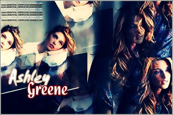 . Suit absolument chaque détails de la vie de Miss Greene sur www.Beautiful-Completed.skyrock.com !.