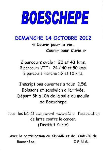 DIMANCHE 14 OCTOBRE