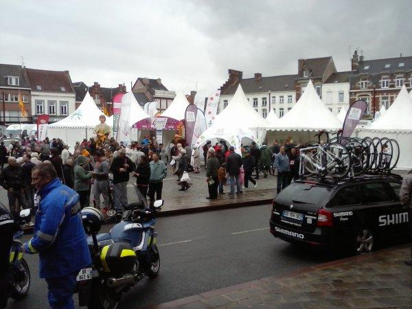 Les 4 jours de Dunkerque à Hazebrouck
