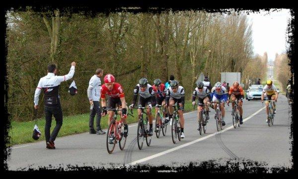 Passage de Gand Wevelgem à Cassel - dimanche 27/03