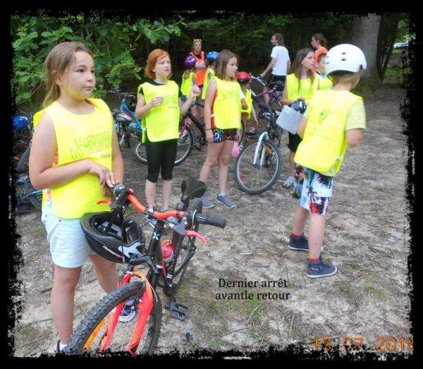 Accompagnement du centre aéré de Rubrouck - 12 et 15/07/16