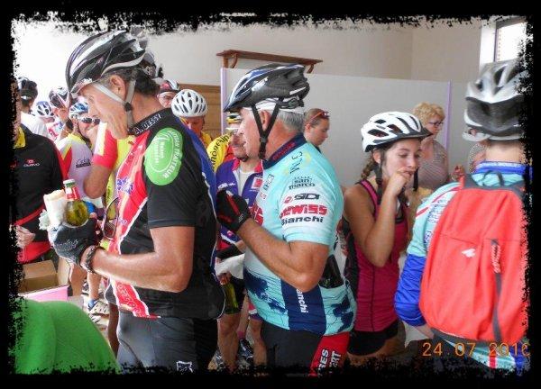 BREVET CYCLO D'ARNEKE  - 24/07/16