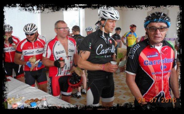 BREVET CYCLO D'ARNEKE  - 24/07/16 (suite photos)