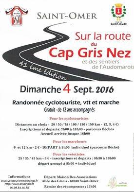 Brevet Saint-Omer/Gris-Nez