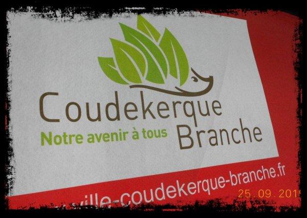 Brevet de Coudekerque-Branche - dimanche 25/09/16