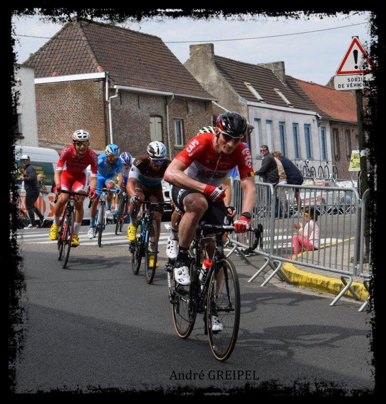 Etape de CASSEL des 4 jours de Dunkerque - samedi 12/05/18