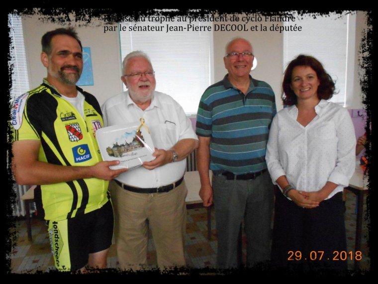 Brevet d'ARNEKE - Dimanche 29/07/18
