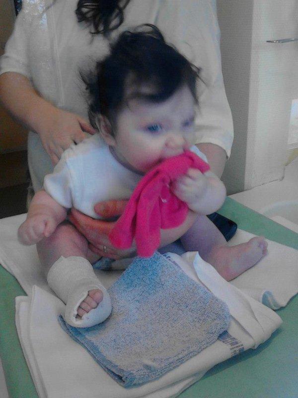 ma fille hospitaliser