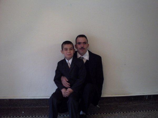 (l)(l) mon fils kylan et mon future mari(l)(l)