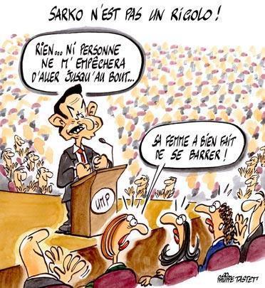 Sarko Rigolo ?!?