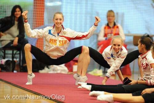 Les belles russes