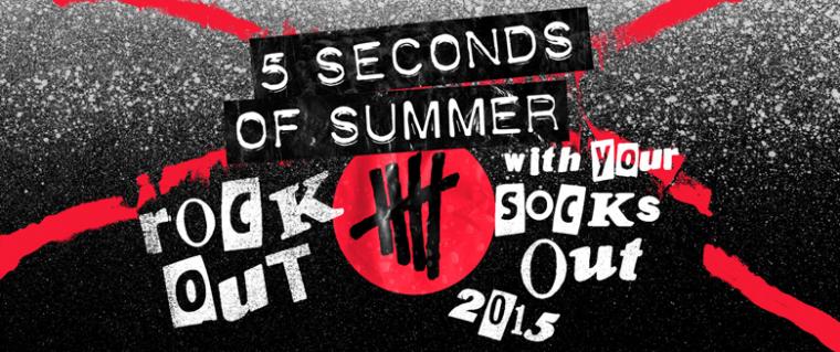 Bienvenue sur 5SecondsOfFrance, ton blog d'informations sur le groupe 5 Seconds Of Summer !