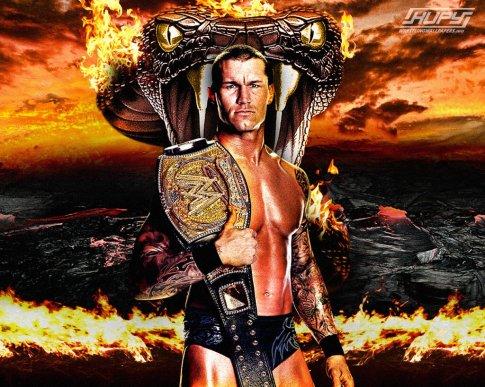 C'etais mieux Orton champ que the miz