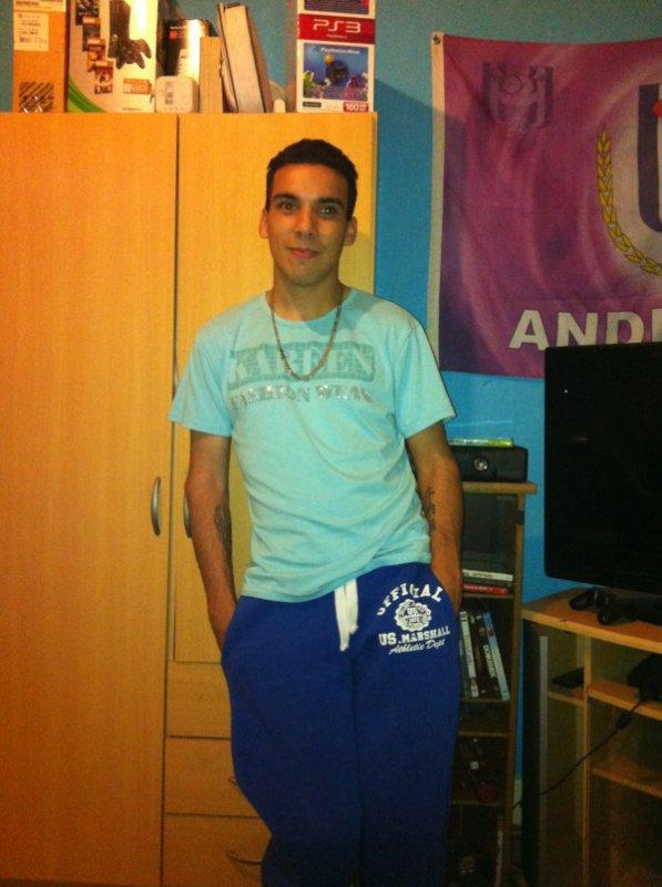 Moi avan Espagne 2012