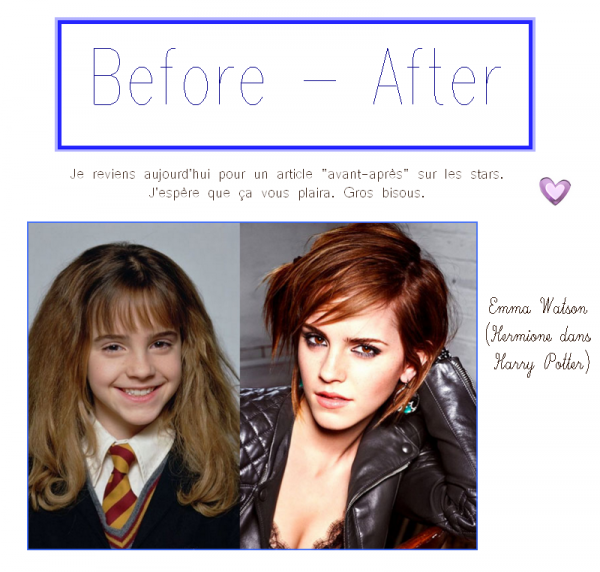Before-After ♥