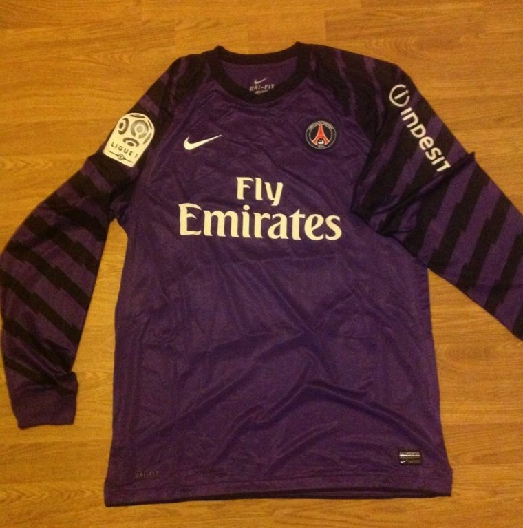 Maillot THIRD Paris Saint-Germain Alphonse AREOLA