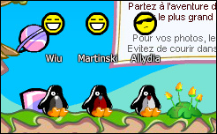 Club penguin ♥