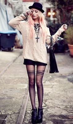 Découverte Style #1 : Pastel Goth