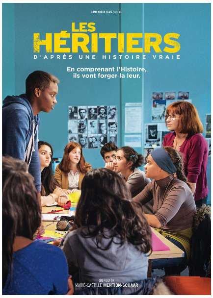 #Cinéma : Les Héritiers.