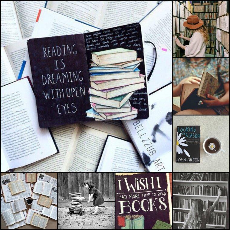 Inspirations du mois #Livres