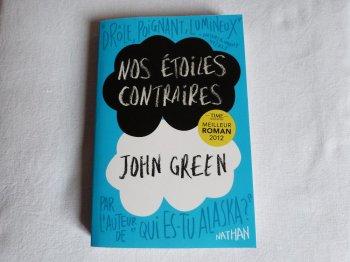 Nos Etoiles Contraires, de John Green